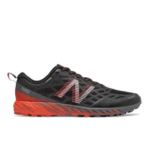 New Balance Summit Unknown GTX Men's Trail Running Shoes - Black (MTUNKNGT)