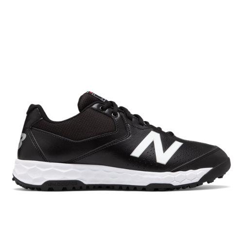 New Balance Fresh Foam 950v3 Low-Cut Field Men's Umpire Shoes - Black / White (MU950BW3)