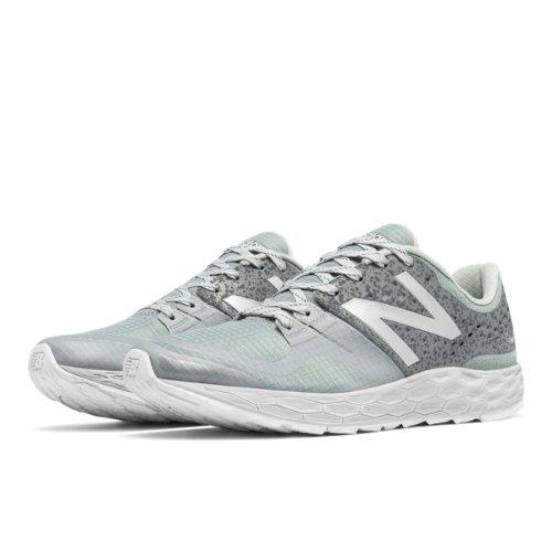 New Balance Fresh Foam Vongo Moon Phase Men's Soft and Cushioned Shoes - Silver / Grey (MVNGOSL)