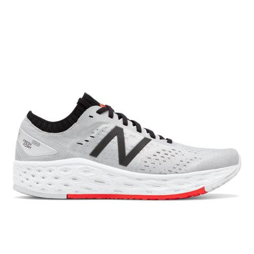 New Balance Fresh Foam Vongo v4 Men's Stability Running Shoes - Grey (MVNGOWG4)