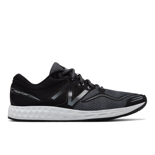 New Balance Fresh Foam VENIZ Men's Soft and Cushioned Shoes - Black / White (MVNZRB1)