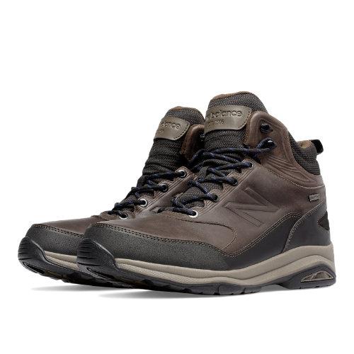 New Balance 1400v1 Men's Trail Walking Shoes - Dark Brown (MW1400DB)