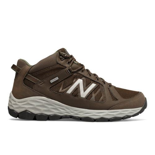 New Balance 1450 Men's Trail Walking Shoes - Brown (MW1450WN)