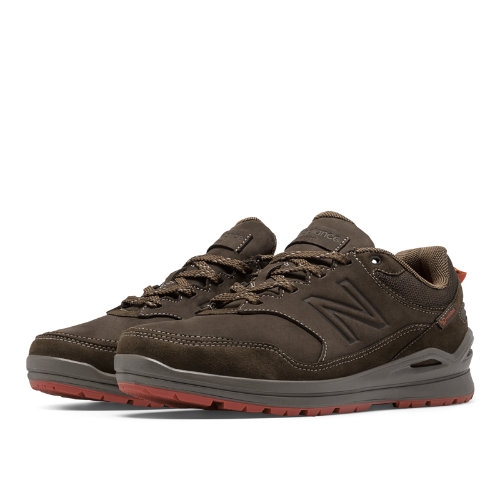New Balance 3000 Men's Trail Walking Shoes - Brown (MW3000BR)