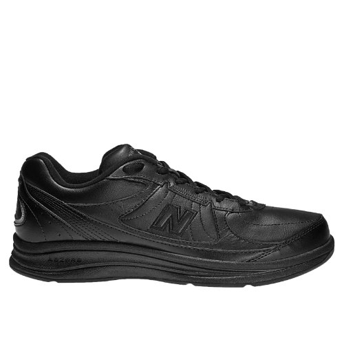 New Balance 577 Men's Health Walking Shoes - Black (MW577BK)