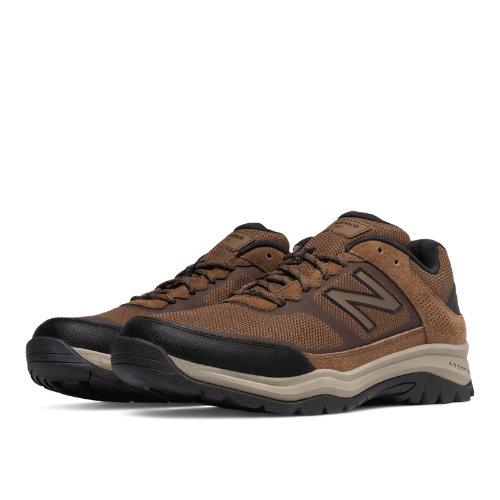 New Balance 669 Men's Trail Walking Shoes - Brown (MW669BR)