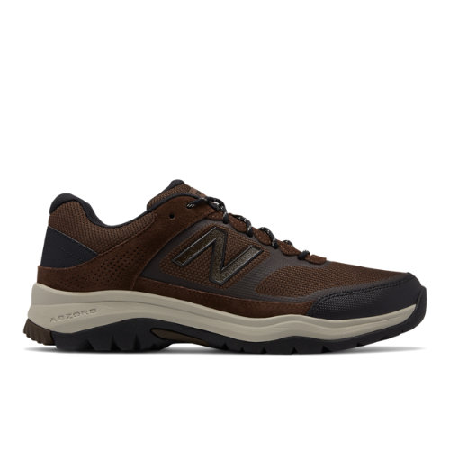 New Balance 669 Men's Trail Walking Shoes - Dark Brown (MW669CB)