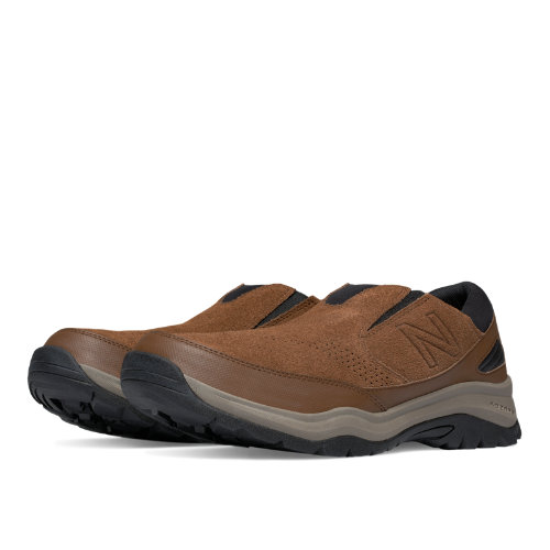 New Balance 770 Men's Shoes - Brown, Black (MW770BR)