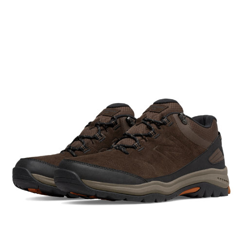New Balance 779 Men's Trail Walking Shoes - Brown / Black (MW779BR1)
