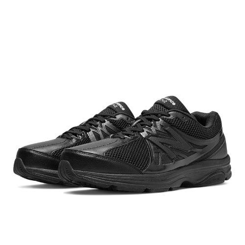 New Balance 847v2 Men's Health Walking Shoes - Black (MW847BK2)