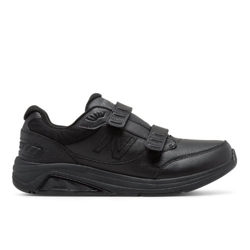 New Balance Men S Mw Leather Hook And Loop Walking Shoe