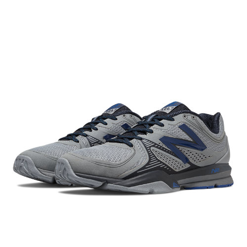 New Balance 1267 Men's Cross-Training Shoes - Grey, Navy (MX1267GO)