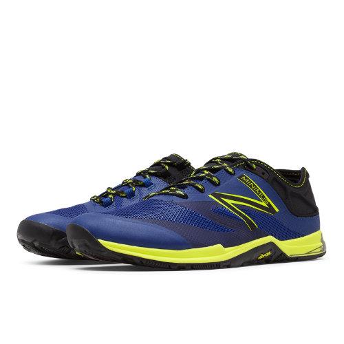 New Balance HOCR Minimus 20v5 Trainer Men's Cross-Training Shoes - Blue / Yellow (MX20HC5)