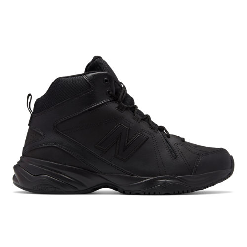New Balance 608v4 Men's Everyday Trainers Shoes - Black (MX608MK4)
