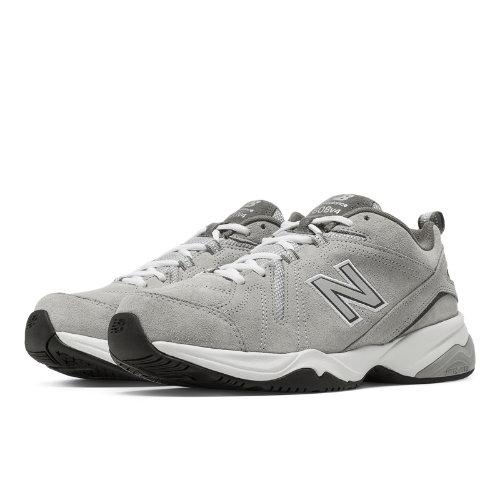New Balance 608v4 Men's Everyday Trainers Shoes - Grey (MX608V4G)