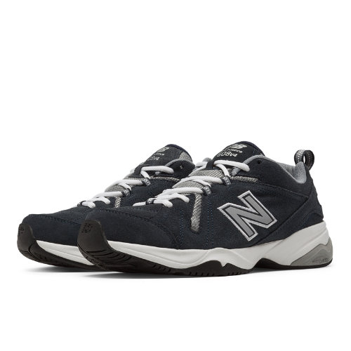 New Balance 608v4 Men's Everyday Trainers Shoes - Navy (MX608V4N)
