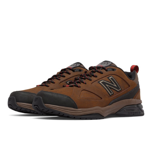 New Balance 623v3 Trainer Men's Everyday Trainers Shoes - Brown (MX623LT3)