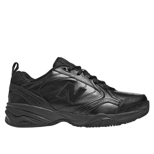 New Balance 624 Men's Everyday Trainers Shoes - Black (MX624AB2)