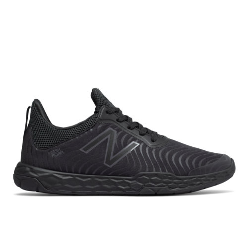New Balance Fresh Foam 818v3 Men's Cross-Training Shoes - Black (MX818BG3)