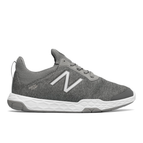 New Balance Fresh Foam 818v3 Trainer Men's Cross-Training Shoes - Grey / White (MX818CS3)
