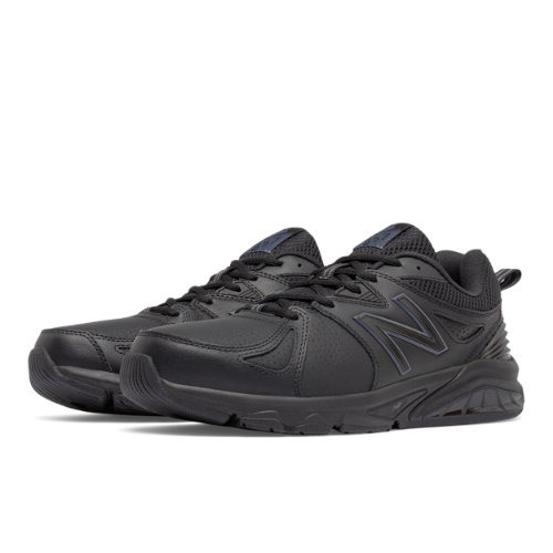 New Balance 857v2 Men's Everyday Trainers Shoes - Black (MX857AB2)