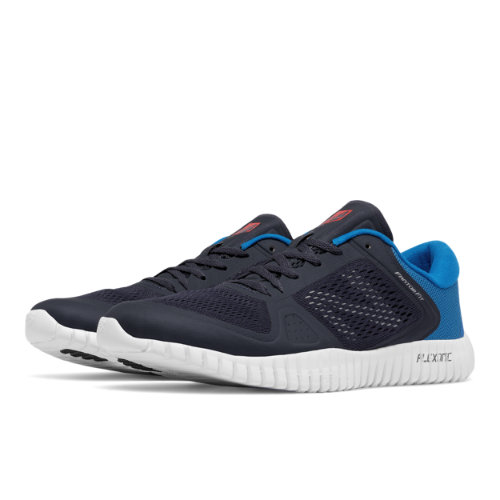 New Balance 99 Trainer Men's Cross-Training Shoes - Black / Blue (MX99CW)