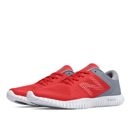 New Balance 99 Trainer Men's Shoes - Red / Grey (MX99RG)