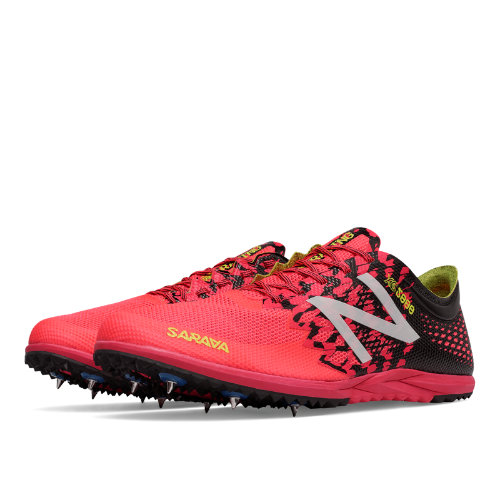 New Balance XC5000v3 Spike Men's Shoes - Pink / Black (MXC5000R)