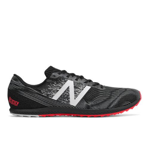 New Balance XC 7 Spikeless Men's Racing Flats Shoes - Black (MXCR7BP)