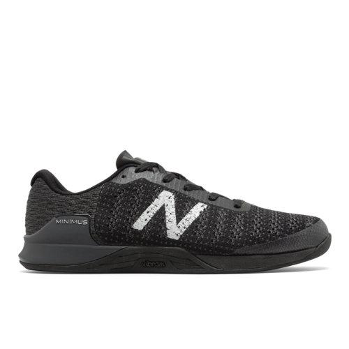 New Balance Minimus Prevail Men's Cross-Training Shoes - Black (MXMPLB1)