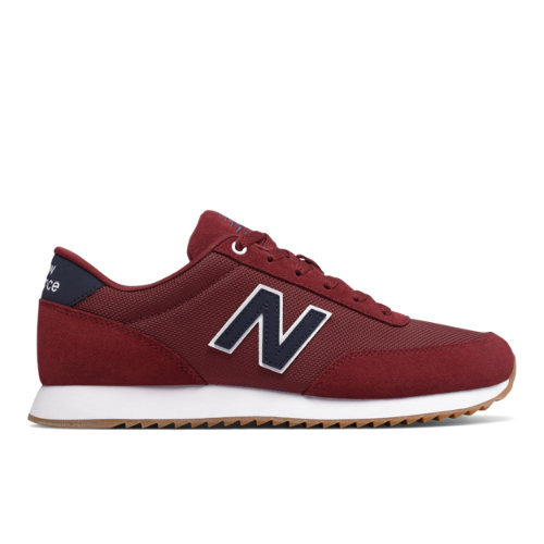 New Balance 501 Ripple Sole Men's Running Classics Shoes - Red (MZ501KSC)