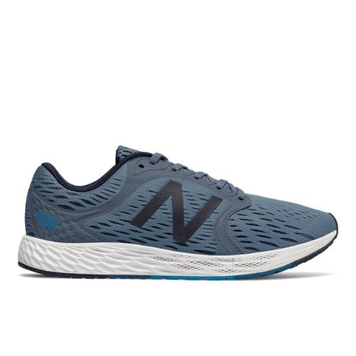 New Balance Fresh Foam Zante v4 Men's Neutral Cushioned Shoes - Dark Blue (MZANTHC4)
