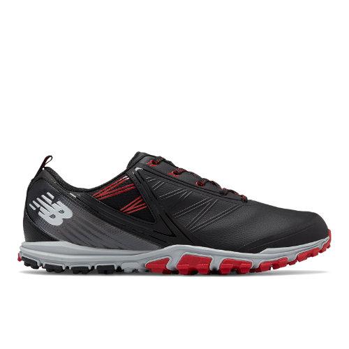 New Balance Minimus SL Men's Golf Shoes - Black / Red (NBG1006BR)