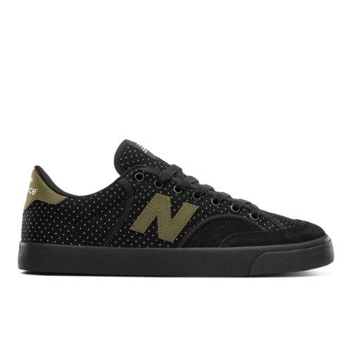 New Balance Numeric 212 Men's Lifestyles Shoes - Black (NM212BPD)