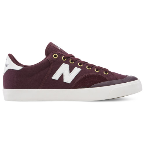 New Balance Pro Court 212 Men's Numeric Shoes - Maroon / White (NM212BUG)