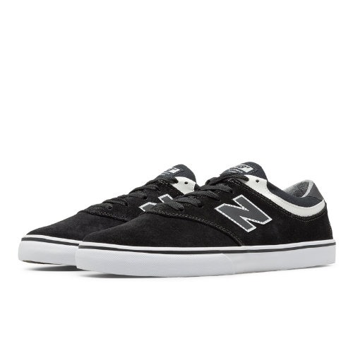 New Balance Quincy 254 Men's Shoes - Black / White (NM254ABW)