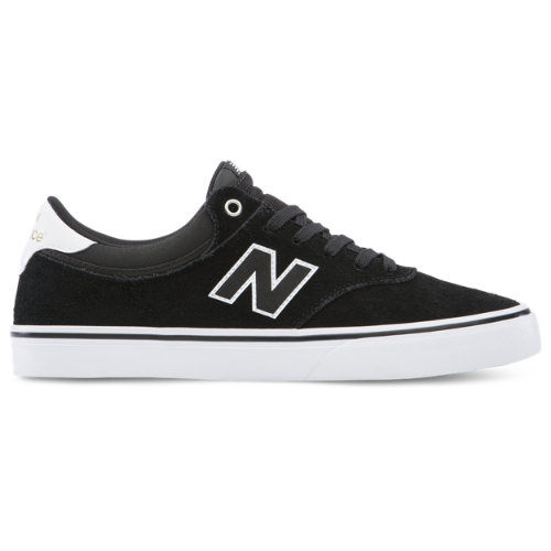 New Balance 255 Men's Numeric Shoes - Black / White (NM255BWH)