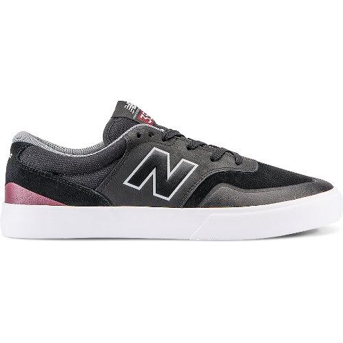 New Balance Arto 358 Men's Numeric Shoes - Black / Red (NM358RR)