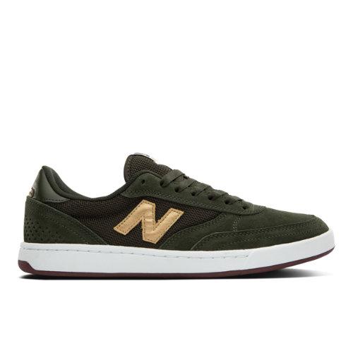 New Balance Numeric 440 Men's Lifestyle Shoes - Green (NM440BLG)