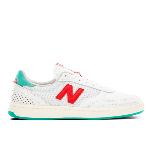 New Balance Numeric 440 Men's Lifestyle Shoes - White (NM440TKX)