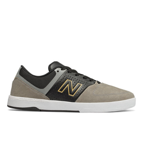 New Balance Numeric 533 Men's Lifestyle Shoes - Grey / Black (NM533BZ2)