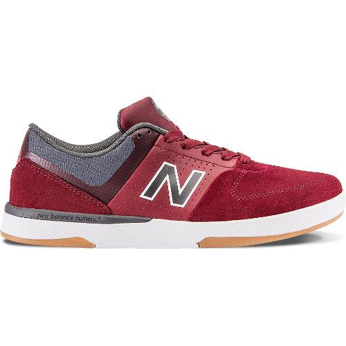 New Balance PJ Ladd 533 v2 Men's Numeric Shoes - Red / Grey (NM533OL2)