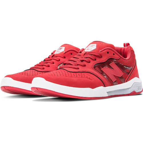 New Balance 868 Men's Numeric Shoes - Red / White (NM868CMS)