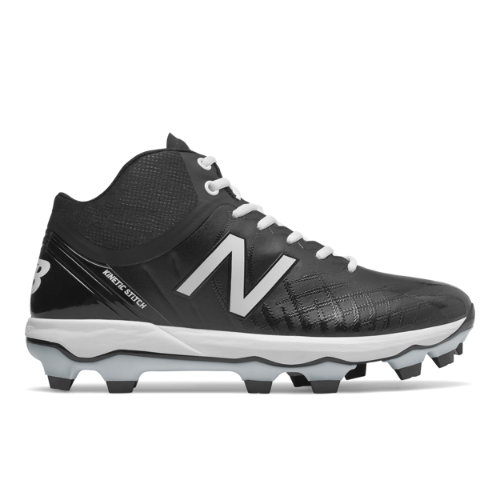 New Balance 4040v5 Men's Cleats and Turf Shoes - Black (PM4040K5)