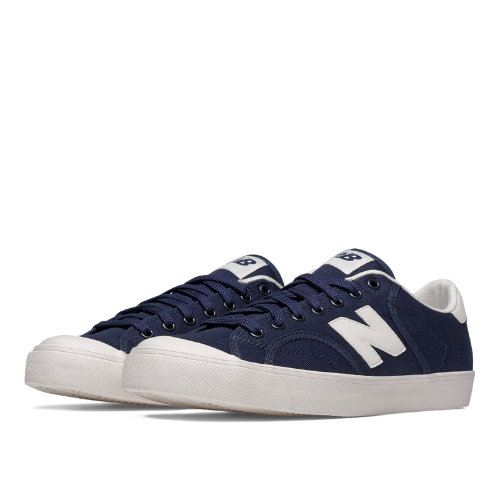 New Balance ProCourt Heritage Canvas Men's Court Classics Shoes - Navy (PROCTSAC)