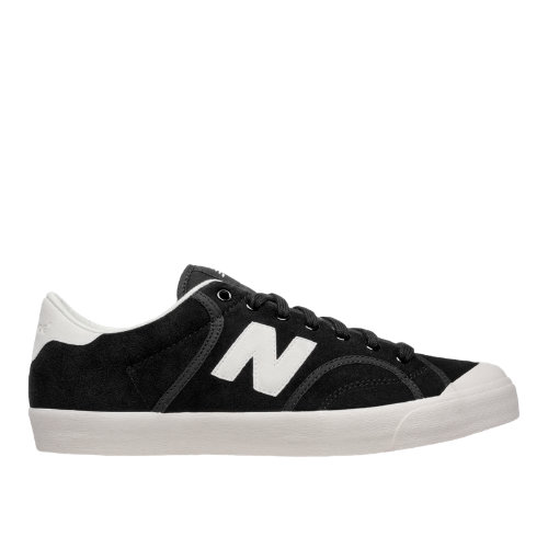 New Balance ProCourt Heritage Suede Men's Court Classics Shoes - Black (PROCTSBE)