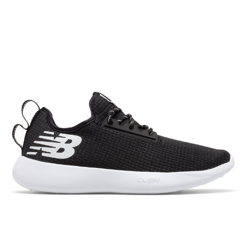New Balance NB RCVRY Men's Pre / Post-Game Shoes - Black / White (RCVRYBK)