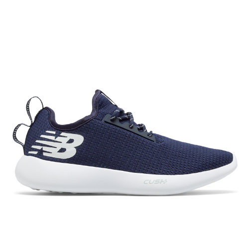 New Balance NB RCVRY Men's Pre / Post-Game Shoes - Navy / White (RCVRYNV)