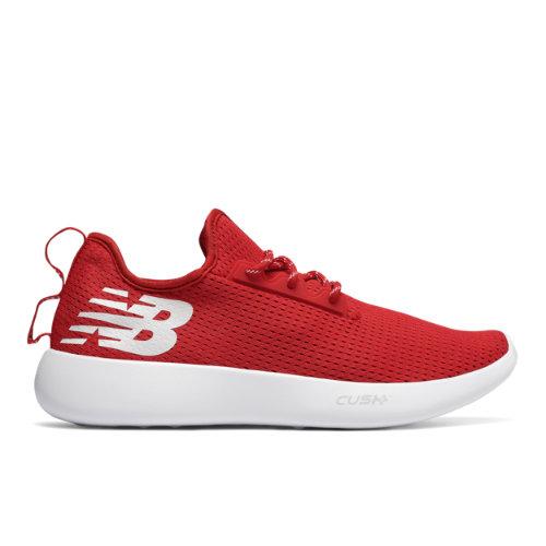 New Balance NB RCVRY Men's Pre / Post-Game Shoes - Red / White (RCVRYRD)