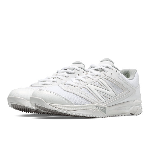 New Balance Turf 4040v1 Women's Fastpitch Shoes - White (ST4040W1)